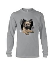 Skye Terrier Scratch Hole Mug 2801 Long Sleeve Tee thumbnail