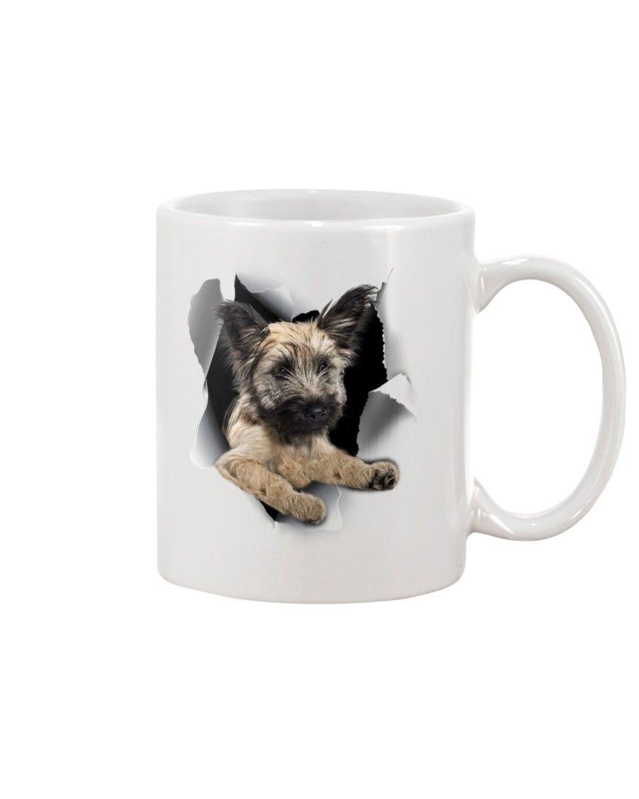 Skye Terrier Scratch Hole Mug 2801 Mug