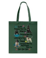 Portuguese Water Dog Soft Warm Happy Mug 2301 Tote Bag thumbnail