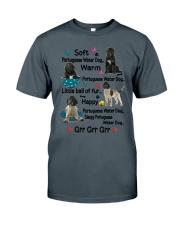 Portuguese Water Dog Soft Warm Happy Mug 2301 Classic T-Shirt thumbnail