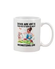 Dog Unconditional Love 0910 Mug front