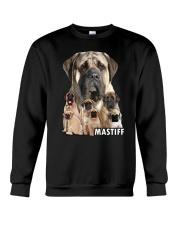 Mastiff Awesome Family 0701 Crewneck Sweatshirt thumbnail