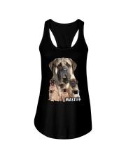 Mastiff Awesome Family 0701 Ladies Flowy Tank thumbnail