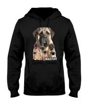 Mastiff Awesome Family 0701 Hooded Sweatshirt thumbnail