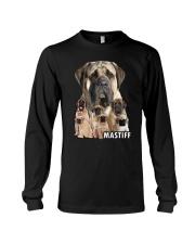 Mastiff Awesome Family 0701 Long Sleeve Tee thumbnail