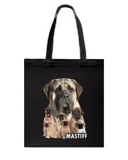 Mastiff Awesome Family 0701 Tote Bag thumbnail