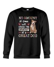 American Staffordshire Terrier great 1210 Crewneck Sweatshirt front