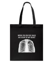 Shiba Inu X-ray Tote Bag thumbnail