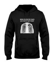 Shiba Inu X-ray Hooded Sweatshirt thumbnail