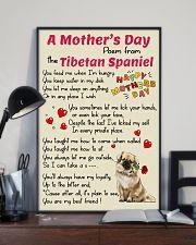 Tibetan-Spaniel Mother Day Poem Poster 2801 11x17 Poster lifestyle-poster-2