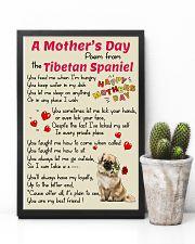 Tibetan-Spaniel Mother Day Poem Poster 2801 11x17 Poster lifestyle-poster-8