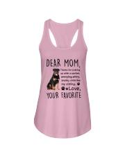 Rottweiler Dear Mommy Mug 2501 Ladies Flowy Tank thumbnail