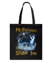 Shiba Inu Patronus Tote Bag thumbnail
