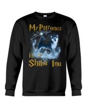 Shiba Inu Patronus Crewneck Sweatshirt thumbnail