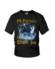 Shiba Inu Patronus Youth T-Shirt thumbnail