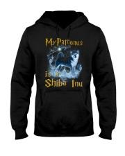 Shiba Inu Patronus Hooded Sweatshirt thumbnail