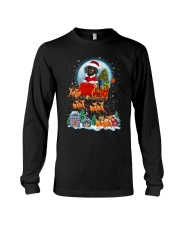 Dachshund santa 0210 Long Sleeve Tee tile