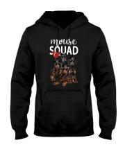 Doberman Pinscher squad Hooded Sweatshirt thumbnail