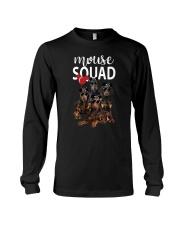 Doberman Pinscher squad Long Sleeve Tee thumbnail