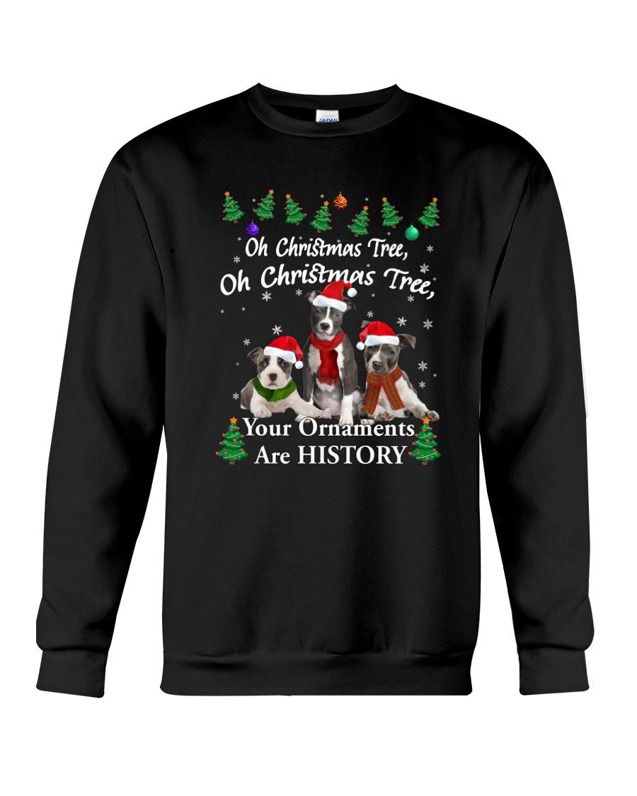 American Staffordshire Terrier 2310  Crewneck Sweatshirt