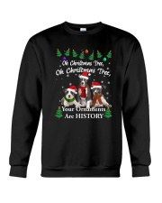 American Staffordshire Terrier 2310  Crewneck Sweatshirt front