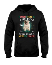 THEIA Bulldog Wish 2906 Hooded Sweatshirt thumbnail
