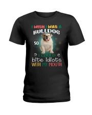 THEIA Bulldog Wish 2906 Ladies T-Shirt thumbnail