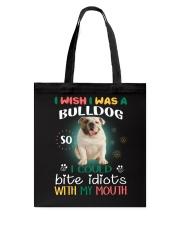 THEIA Bulldog Wish 2906 Tote Bag thumbnail