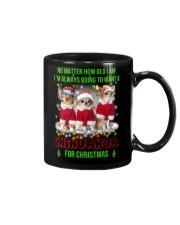 Chihuaua For Christmas Mug thumbnail