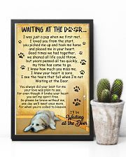 Great Pyrenees Waiting At The Door Poster 2301 11x17 Poster lifestyle-poster-8