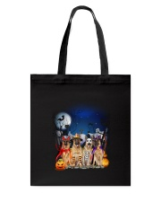 German Shepherd HW 1608 Tote Bag thumbnail
