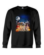 German Shepherd HW 1608 Crewneck Sweatshirt front