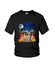 German Shepherd HW 1608 Youth T-Shirt thumbnail
