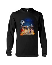 German Shepherd HW 1608 Long Sleeve Tee thumbnail