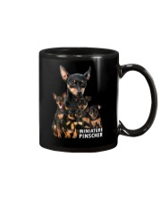 Miniature Pinscher Awesome Family 0701 Mug thumbnail