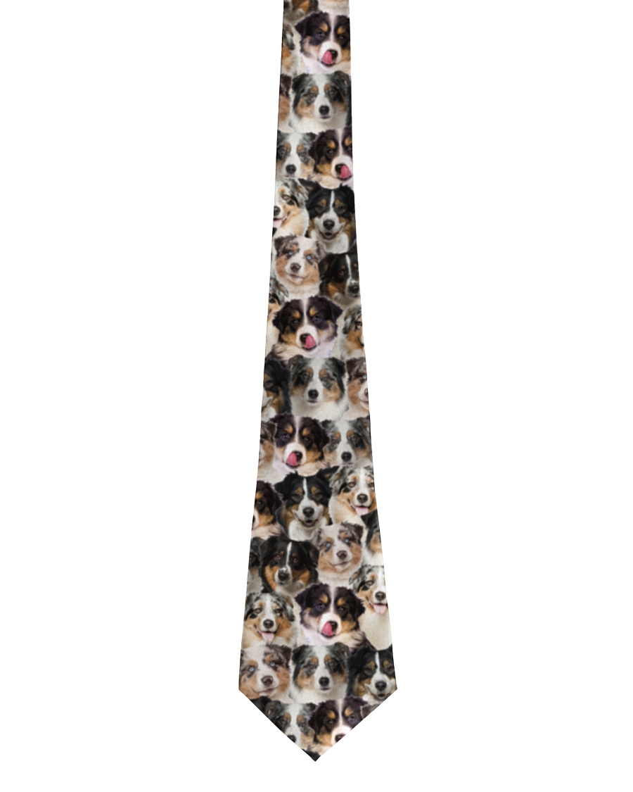 Australian Shepherd Tie 1412 Tie