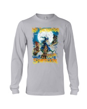 Dachshunds Shotgun Long Sleeve Tee thumbnail