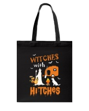 Witches With Hitches Tote Bag thumbnail