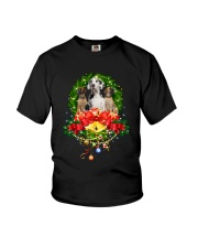 Great Dane Wreath Youth T-Shirt tile