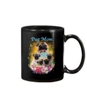 Pug mom Mug thumbnail
