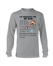 Dog thankful 2711 Long Sleeve Tee thumbnail