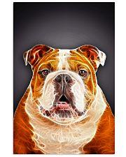 Bulldog Fractual 1412 11x17 Poster front