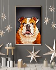 Bulldog Fractual 1412 11x17 Poster lifestyle-holiday-poster-1