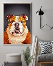 Bulldog Fractual 1412 11x17 Poster lifestyle-poster-1