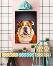 Bulldog Fractual 1412 11x17 Poster lifestyle-poster-6