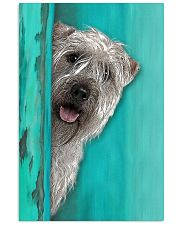 Soft Coated Wheaten Terrier Gorgeous 11x17 Poster front