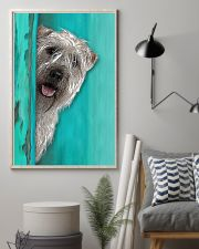 Soft Coated Wheaten Terrier Gorgeous 11x17 Poster lifestyle-poster-1