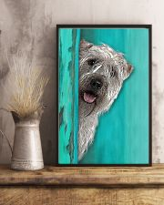 Soft Coated Wheaten Terrier Gorgeous 11x17 Poster lifestyle-poster-3