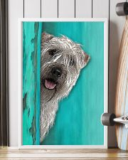 Soft Coated Wheaten Terrier Gorgeous 11x17 Poster lifestyle-poster-4