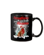 Kisses From Heaven Golden Retriever Mug thumbnail